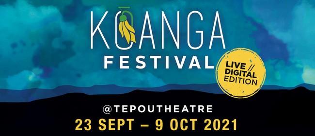 Whakarongo Mai playreadings: Kōanga Festival