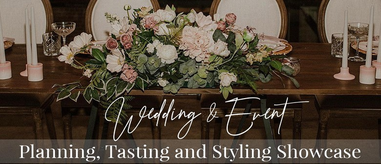 Event Planning, Tasting and Styling Showcase