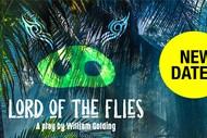 Image for event: Lord of the Flies