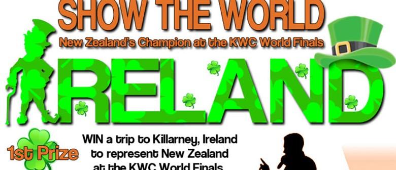Karaoke World Championships - Auckland Heat