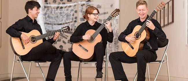 Guitar Students of the NZSM