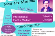 Image for event: Meet the Medium - Tabetha Dowson