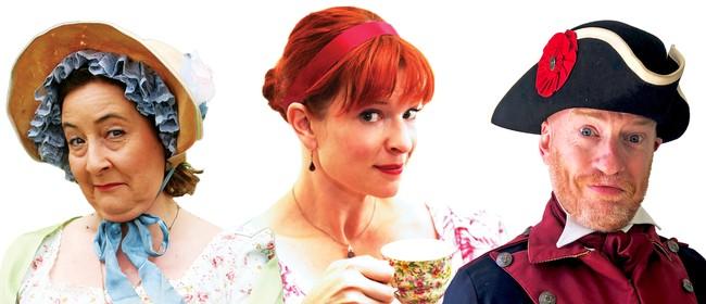 Austen Found - The Undiscovered Musicals of Jane Austen: CANCELLED