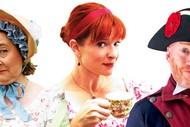 Image for event: Austen Found - The Undiscovered Musicals of Jane Austen