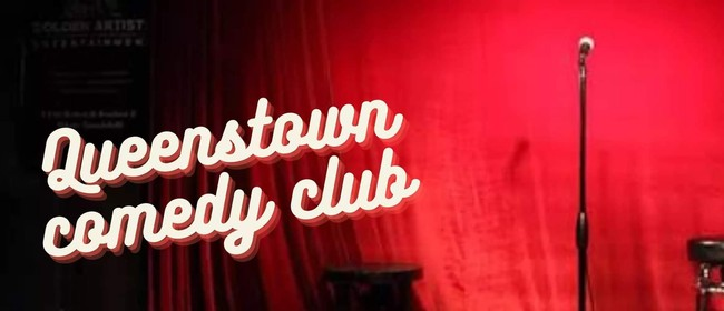 Queenstown Comedy Club @ Searchlight