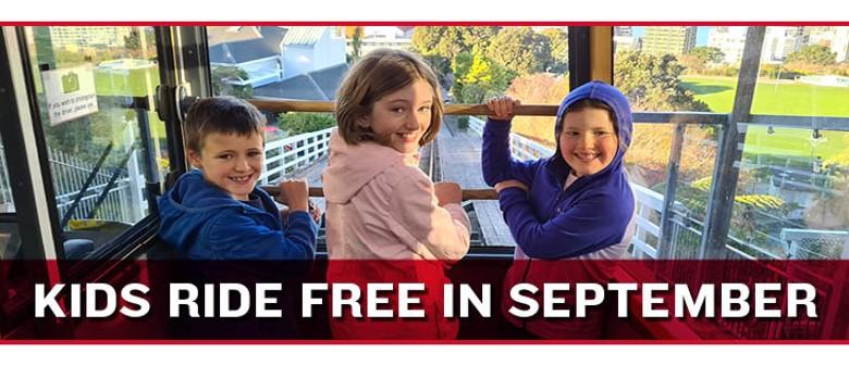 Kids Ride Free in September
