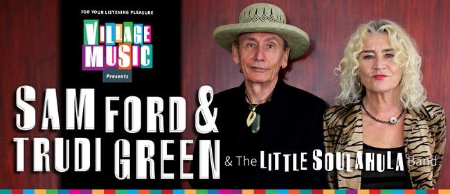 Sam Ford & Trudi Green & The Little Soulahula Band: POSTPONED