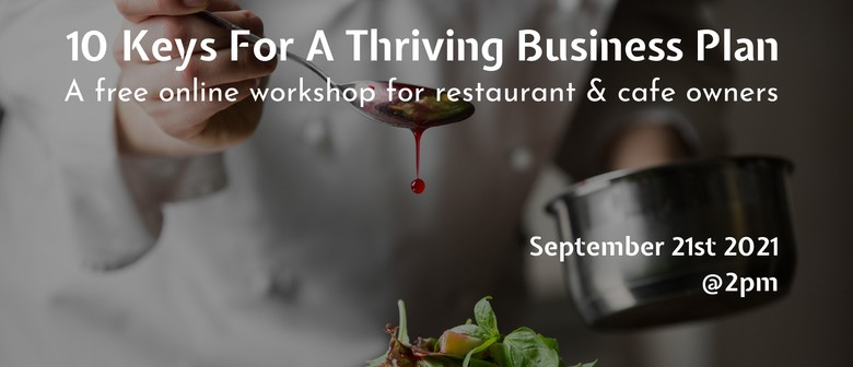 Food & Hospitality Business Event: Business Planning