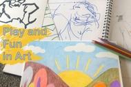 Play & Fun in Art