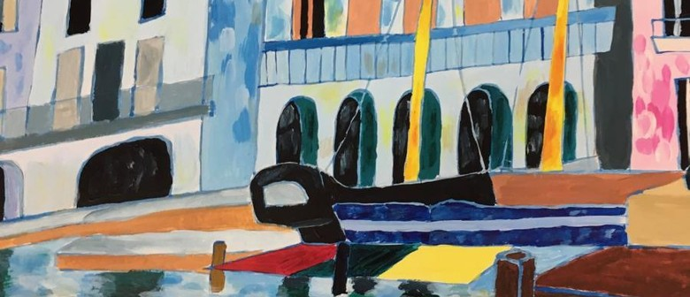 Intermediate Painting