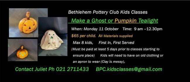 Bethlehem Pottery Kids Classes