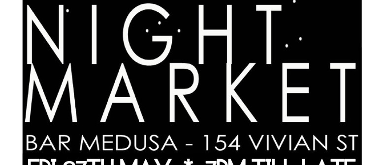 Medusa's Night Market and Art Battle