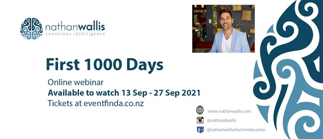 First 1000 Days - Webinar