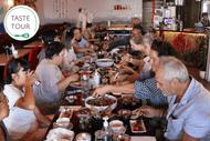 Image for event: Taste Asian Flavours Walking Tour Hamilton