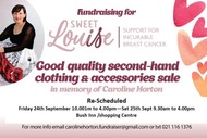 Image for event: Sweet Louise - Fundraiser: RE-SCHEDULED