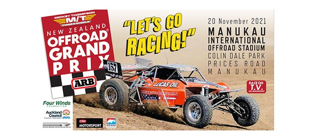 Mickey Thompson New Zealand Offroad Grand Prix with ARB