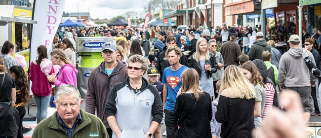 Foxton Spring Fling: CANCELLED
