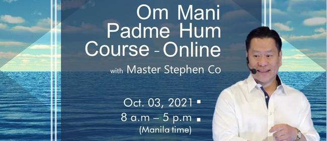 Online Om Mani Padme Hum Course with Master Co