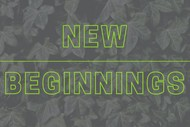 Image for event: New Beginnings