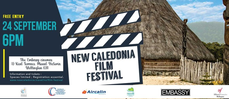 New Caledonia Film Festival 2021 in Wellington