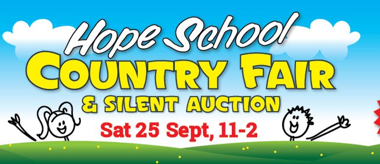 Hope School Country Fair 2021