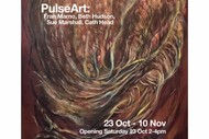 Image for event: PulseArt – Over my Shoulder.