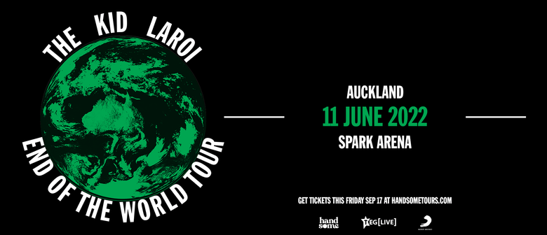 The Kid LAROI - End of the World Tour - Auckland