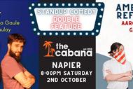 Double Headliner Comedy Show