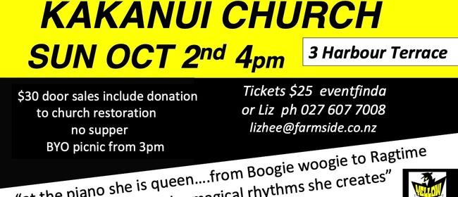 Jan Preston Piano Boogie Woman Show
