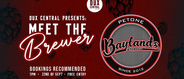 Meet The Brewer ft. Baylands Brewery