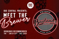 Image for event: Meet The Brewer ft. Baylands Brewery