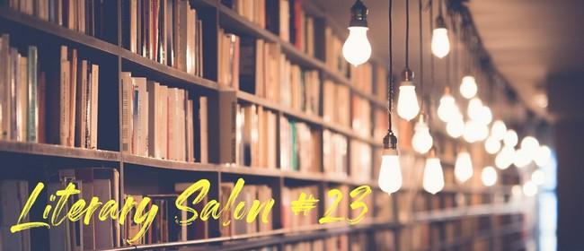 Literary Salon #23: CANCELLED