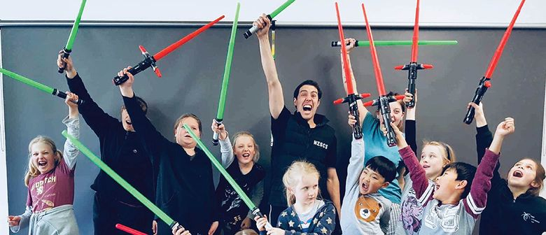 Sci-Fi Stage Combat TAPAC Holiday Programme (Ages 7+): CANCELLED