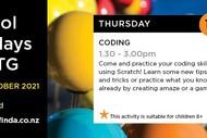 School Holiday at MTG - Coding