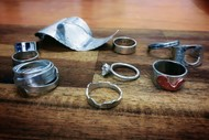 Jewellery-making in 8 weeks: Wednesday Morning classes