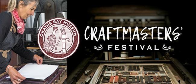 Craftmasters' Festival - Printing Workshops