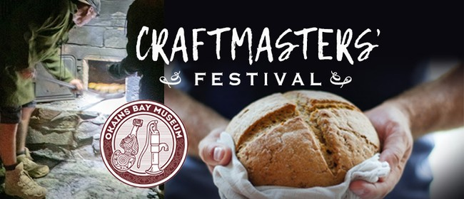 Craftmasters' Festival - Colonial Baking Workshops