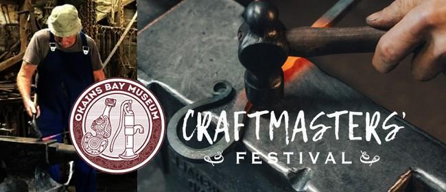Craftmasters' Festival - Blacksmith Workshops