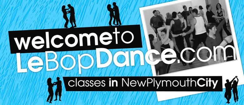 Le Bop Modern Jive Dance Classes
