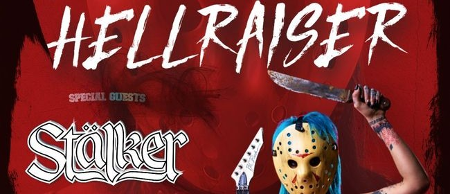 Hellraiser: A Heavy Metal Halloween Party