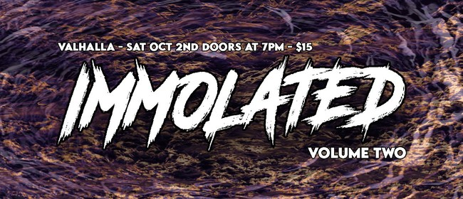 Immolated Vol 2