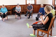 Steady as You Go Falls Prevention Exercise Class for Seniors