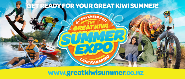 The Great Kiwi Summer Expo: CANCELLED