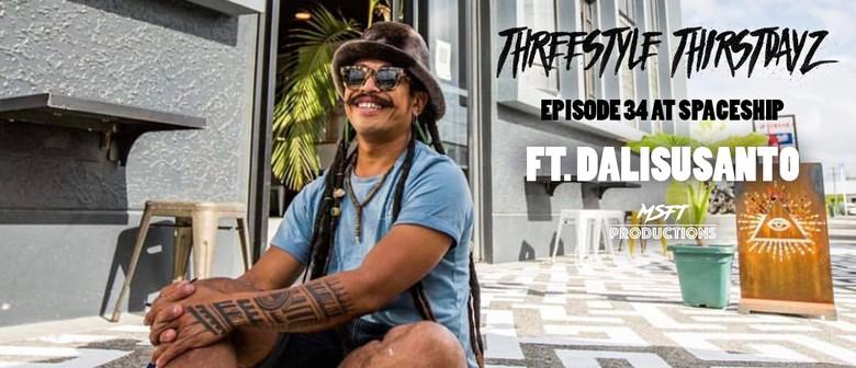 Threestyle Thirstdayz Ep.34 (ft. Dali Susanto)