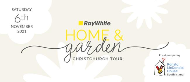 Ray White Christchurch Home & Garden Tour 2021