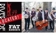 Image for event: Riverside Jazz Club - Relocated