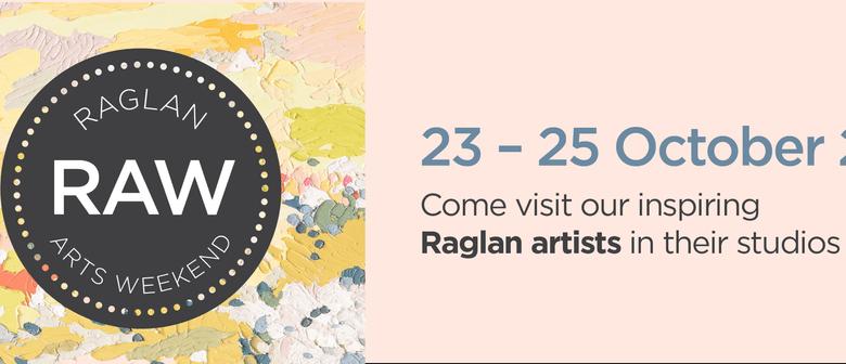 Raglan Arts Weekend 2021 Over Labour Weekend