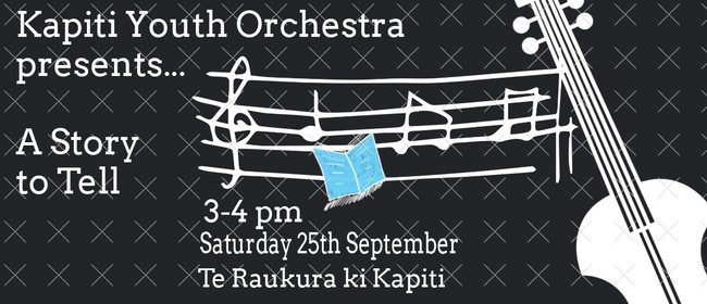 Kapiti Youth Orchestra Grande Concert