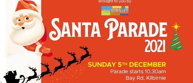 Kilbirnie Santa Parade