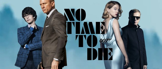 No Time to Die -  A Movie Night Fundraiser